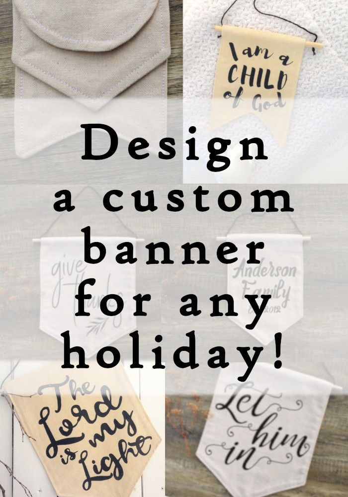 Design A Custom Banner For Any Holiday Personalized Signs For Home Custom Sign Personalized Signs