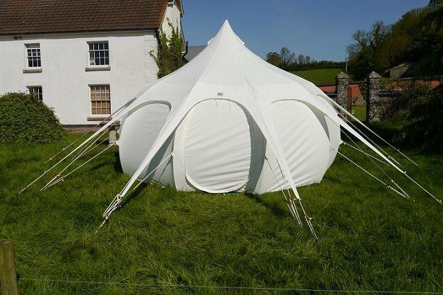 Lotus Belle Luxury Camping Tents #campingtentsdesign