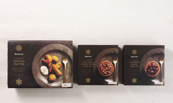 Booths christmas range by smith and village