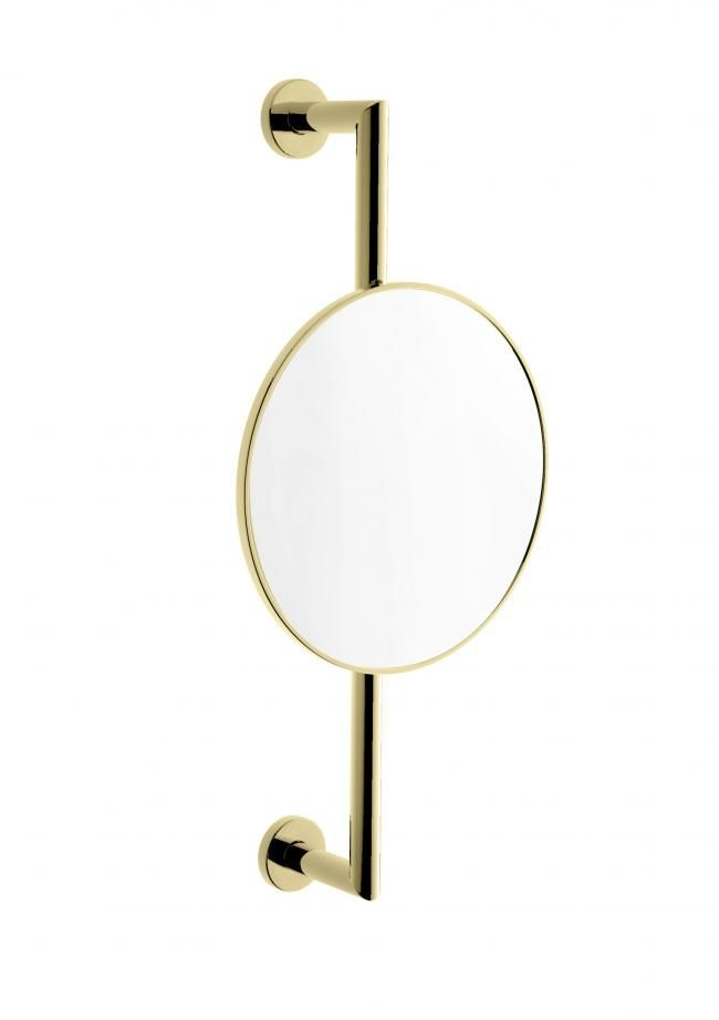 Tapwell accessoarer sminkspegel TA816 Honey Gold