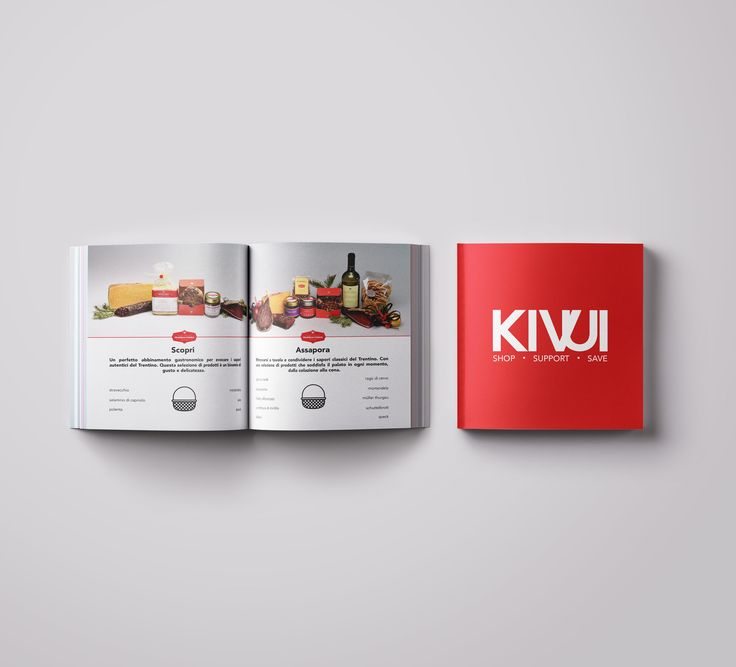 #Catalogue for kivui - By #ElevenDots   After the #marketing research about the #competitors, we realized a complete #rebranding activity: logo, #Type Design and #ColorTable.    #layout #template #brochure