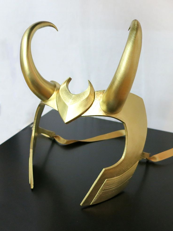 AoA Loki Mask from Stark Enterprises Ltd
