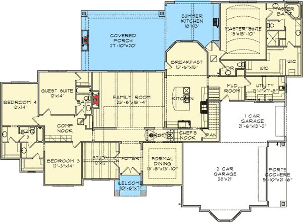 House Plans With Media Room 32 best floorplans images on pinterest | house floor plans