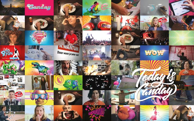Canday Agency Reel 2K15
