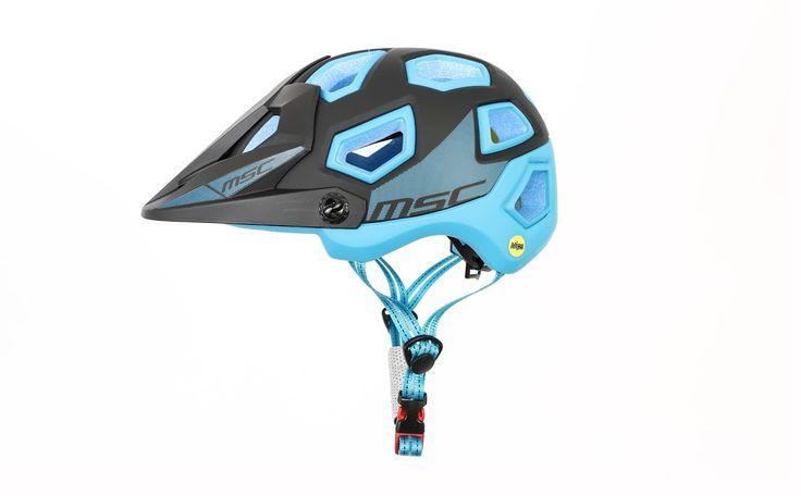 MSC presenta su casco de Enduro con tecnología MIPS ~ Ultimate Bikes Magazine