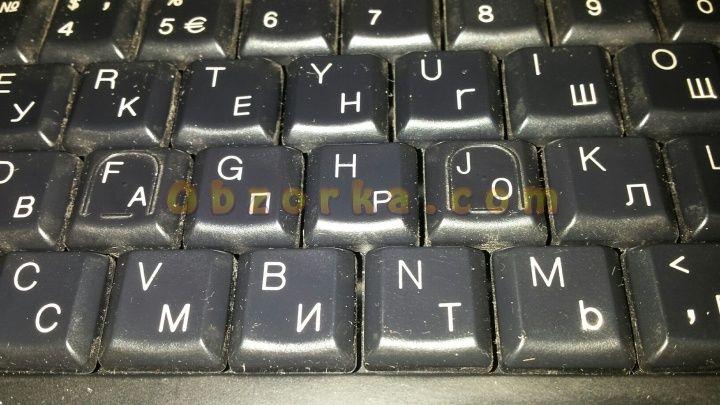 Клавиатура A4TECH KR-750 - гремелка средней шумности