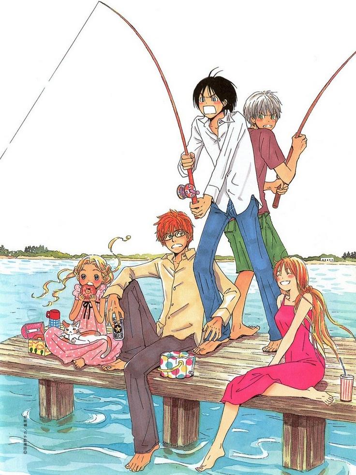 """Anime: Honey and Clover: Ayer quise ver algo diferente y desempolvando la colección de los recuerdos encontré un anime que fue uno los mejores que he visto """"Honey and clover"""" que seguramente harán que te quedes ..."""