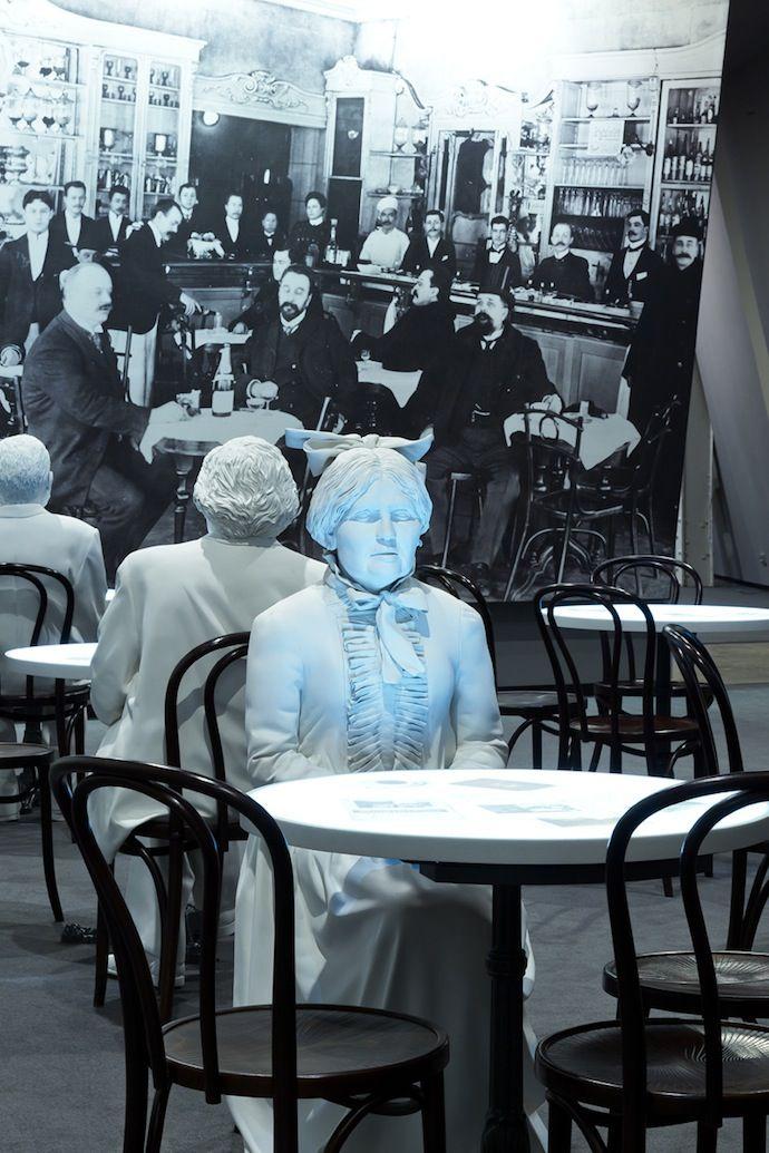 В Москве открылся Еврейский музей (фото 15) // Audio-visual Technology by Kraftwerk Living Technologies // www.kraftwerk.at