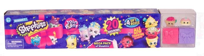Shopkins Mega Pack Only $10 **20 Shopkins & 4 Gift Boxes** - http://www.swaggrabber.com/?p=323420