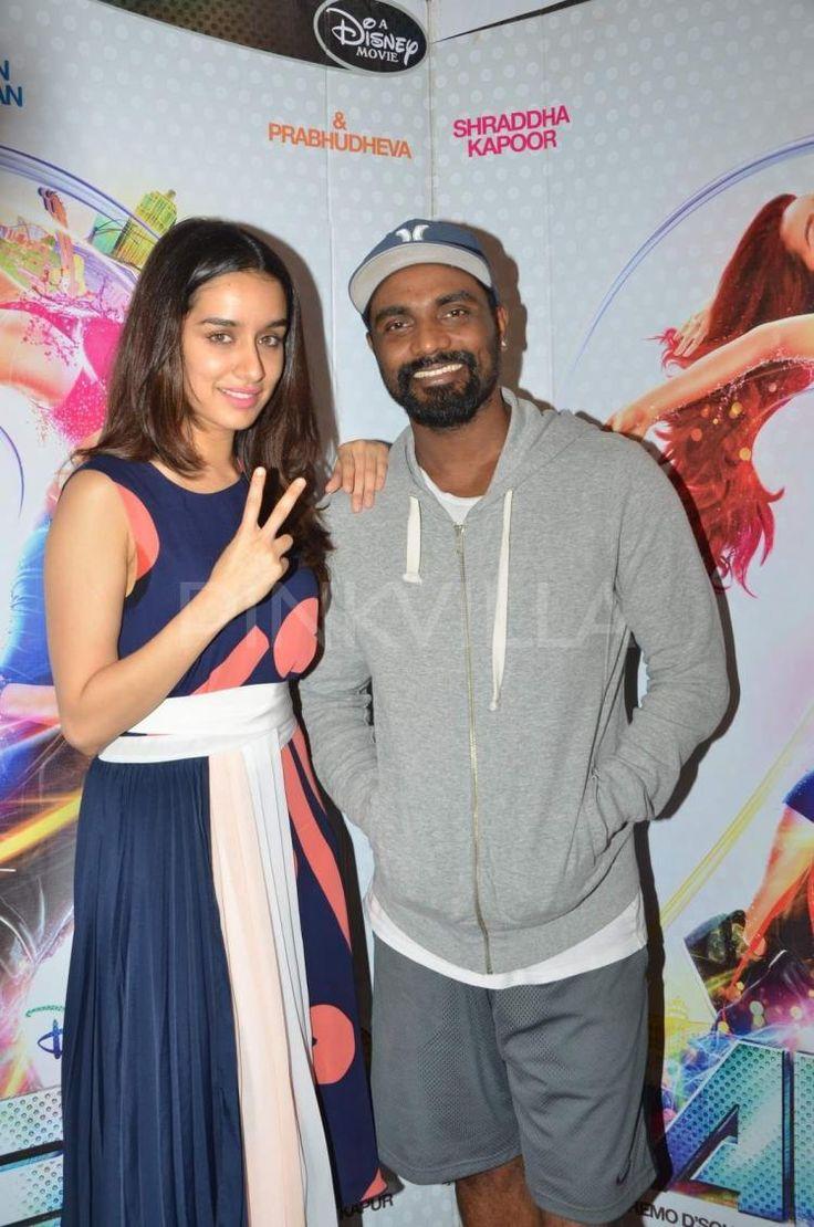 Shraddha Kapoor and Remo D'Souza promote 'ABCD 2' | PINKVILLA
