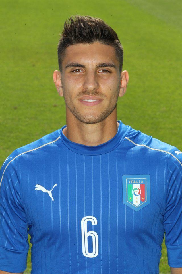 Lorenzo Pellegrini Pellegrini Calcio Squadra