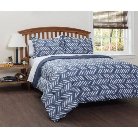 Free Shipping. Buy American Original Connor Ikat Bed in a Bag Bedding Set at Walmart.com