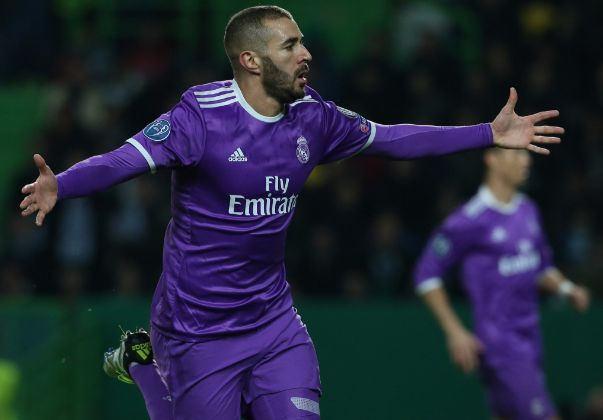 Champions League : Sporting CP 1-2 Real Madrid (Video)