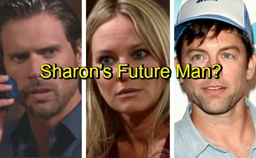 The Young and the Restless Spoilers: Adam or Nick Rebound Relationship After Dylan Leaves - Sharon Manless Future?