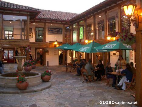 A place to have coffee in Bogota, Hacienda Santa Barbara ✨ #TheCrazyCities #crazyBogota