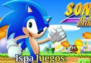 Sonic Adventure: Juego de sonic, donde tendras que ayudarlo en esta nueva aventura donde es muy parecida a su amigo mario http://www.ispajuegos.com/jugar5403-Sonic-Adventure.html