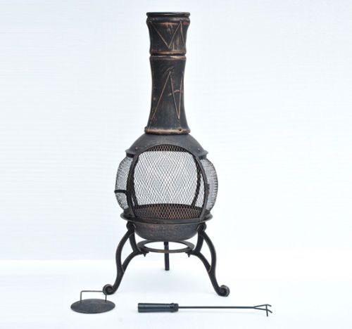9 Best Videos For The Blue Rooster S Chimineas Images On