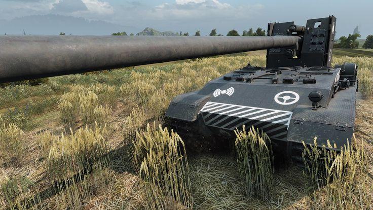 World of Tanks Grille 15 | 4K video | 11.727 DMG - Fisherman's Bay