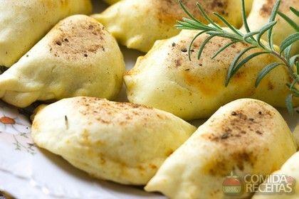 Receita de Pastel de forno fácil - Comida e Receitas