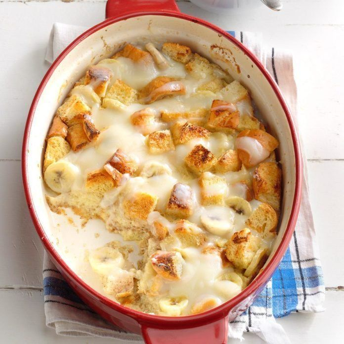 Best Dessert Recipes, Just Desserts, Holiday Recipes, Dinner Recipes, Holiday Foods, Breakfast Recipes, Banana Pudding, Banana Bread, Mousse