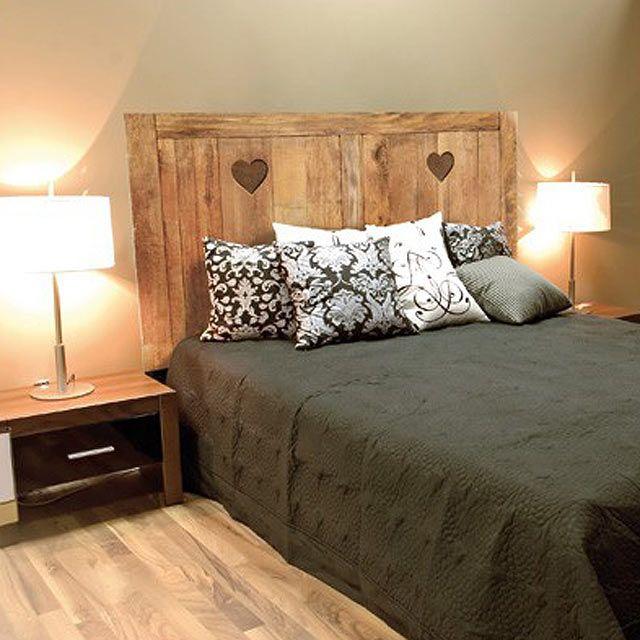 sticker de t te de lit le chalet castorama canap. Black Bedroom Furniture Sets. Home Design Ideas
