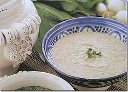 Lebanese White Bean Soup - Shourbet Fassoolia bayda