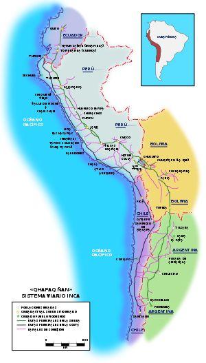 Incas en Argentina - Wikipedia, la enciclopedia libre