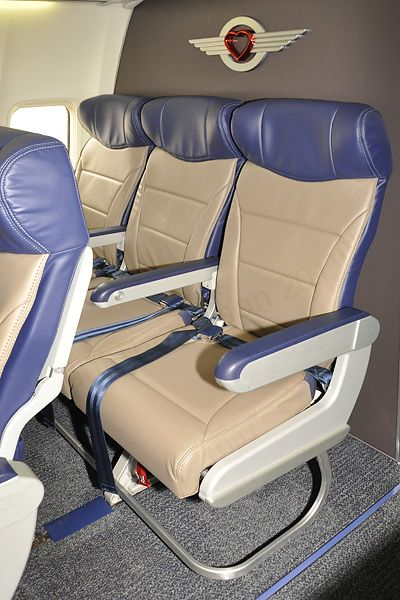 Southwest Airlines Business Select Seats