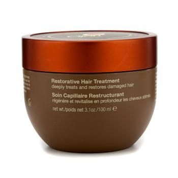 A rich, emollient restorative hair balm. . Contains nature's powerful golden elixir, rich in essential lipids similar to those found in healthy hair. . Unveils suppler, sleeker, more... More Details