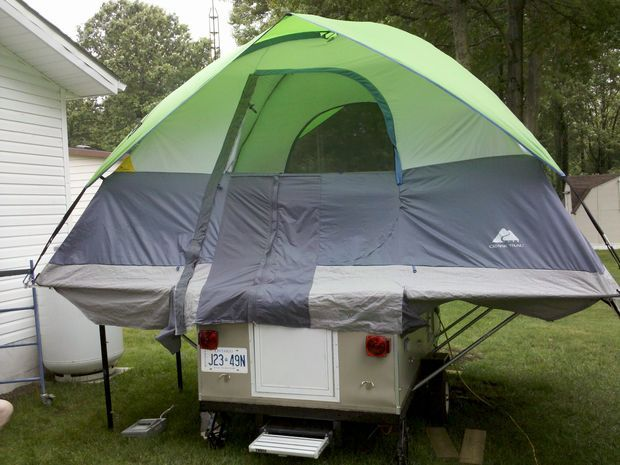 Build Your Own Pop Up Trailer Camping Pop Up Trailer