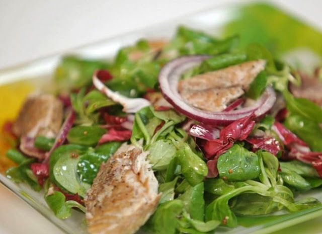 Salad Recipes For Healthy a Diet