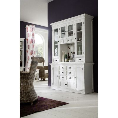 NovaSolo Halifax Kitchen Display Cabinet