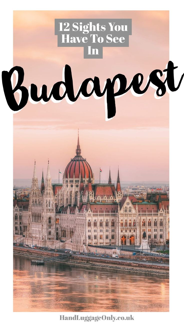 12 Beautiful Things To Do In Budapest  Budapest in one of my favourite cities in Eastern Europe and I was totally taken aback on my first trip. There really are so many beautiful things to do in Budapest.