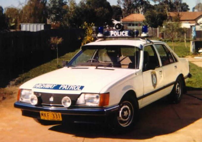 """""""Historic"""" Australian Police cars - Page 4 - Australian Ford Forums"""