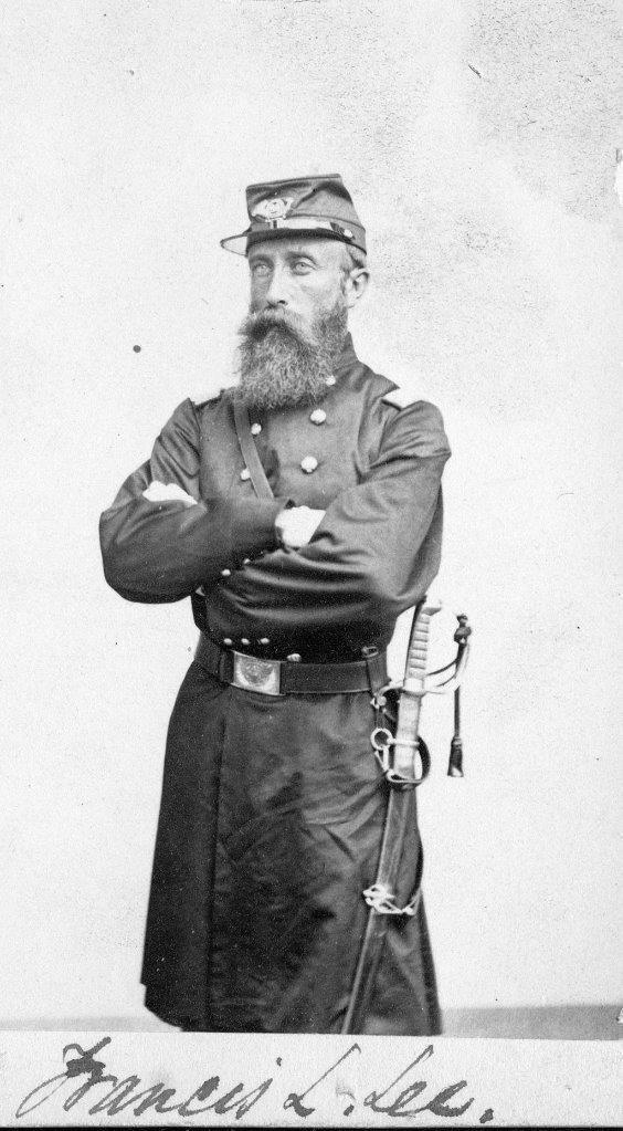 Photo. ca 1864. Civil War. Soldier - Francis Lee | eBay