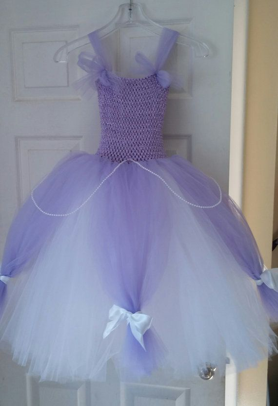 Princess Sofia tutu dress // Infant Baby Toddler dress // Sofia ...
