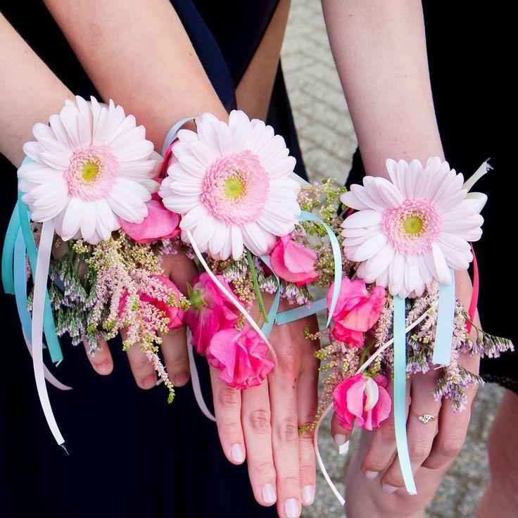 Wrist corsage! #irissteevens
