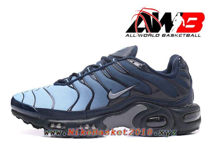 best authentic 50b7e bcf6a Chaussures de Nike BasketBall Pas Cher Pour Homme Nike Air Max PlusNike TN  Requin