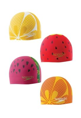 Fruit Punch Silicone Cap - SPEEDO  - Speedo USA Swimwear