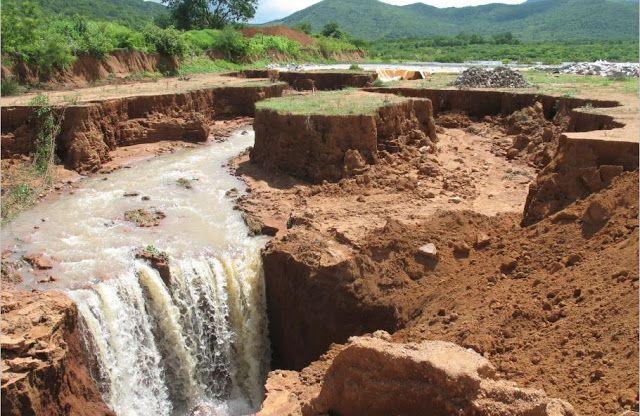 BioOrbis: A erosão do solo