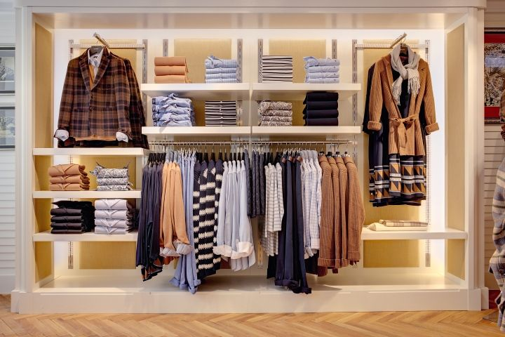 GANT flagship store by PRIMA, Munich   Germany