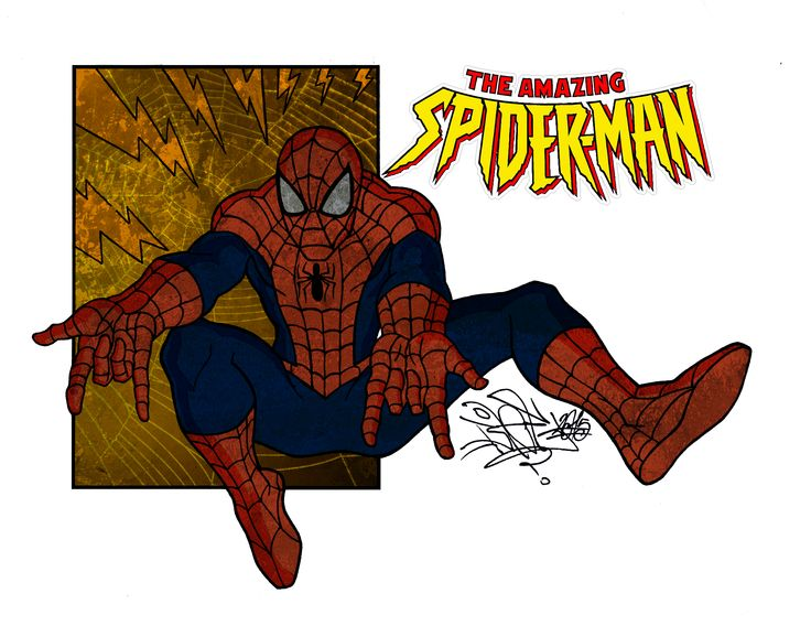 The Amazing Spider-Man commission