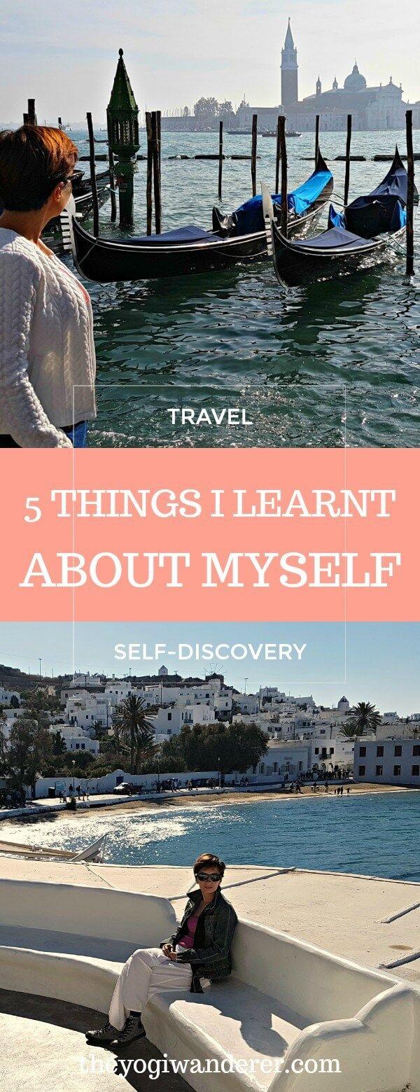 5 things travel taught me about myself: Vanda Mendonça