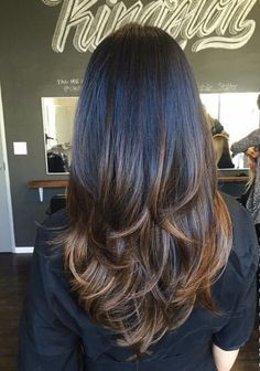 Long Hairstyles With Layers Awesome 7 Best Haircut Ideas Images On Pinterest  Long Hair Hairstyle