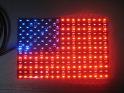 #HappyThanksgiving to all our American followers, from Sedna LED. #ledlighting #led #flag #usa