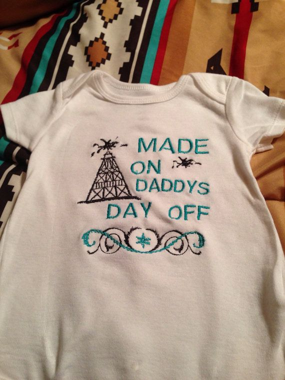 Made on Daddy's Day Off on Etsy, $20.00