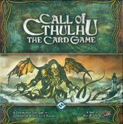 Call of Cthulhu LCG társasjáték - Szellemlovas társasjáték webshop