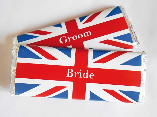 After a fabulous year with the Olympics, and much more, British couples will feel more inspired than ever to give their wedding theme a patriotic makeover.