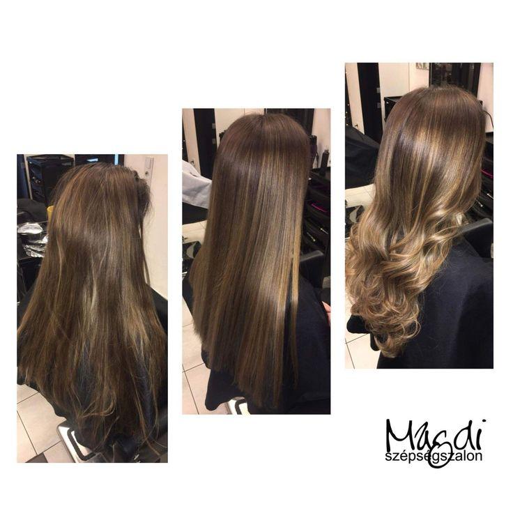 Szeretjük a balayage-t festeni, és azt tapasztaljuk, hogy ti is szeretitek viselni :)  www.magdiszepsegszalon.hu  #balayage #balayageombre #hairstyle #hair #hairfasion #haj #festetthaj #coloredhair #széphaj #szépségszalon #beautysalon #fodrász #hairdresser #ilovemyhair #ilovemyjob❤️ #hairporn #haircare #hairclip #hairstyle #hairbrained #haircut #hairsalon #hairpro #hairup #hairdye #hairstylist #haircuts #hairoftheday #hairgoals #hairideas #haircolor #hairstyles