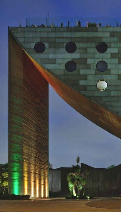 Hotel Unique in São Paulo, Brazil